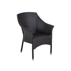 Bellini | Armchair Bellini Balou Mocca | Chairs | MBM