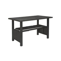 Bellini | Bar Bellini Mocca 90X150 | Dining tables | MBM