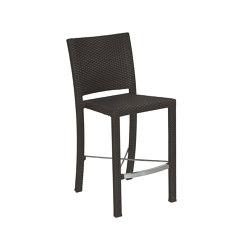 Bellini | Bar Stool Bellini Mocca | Bar stools | MBM