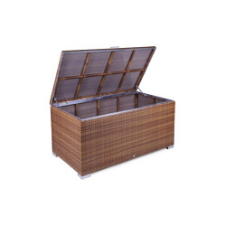 Bellini | Cushion Box Bellini Tobacco Big | Chests | MBM