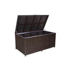 Bellini | Cushion Box Big Bellini Mocca | Chests | MBM