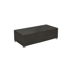 Bellini | Loungetable Bellini Mocca 56X120 | Coffee tables | MBM