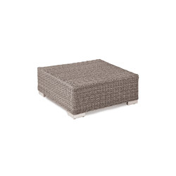 Bellini Twist   Loungetable Bellini Twist Oyster 60X90 Without Glass Top   Coffee tables   MBM