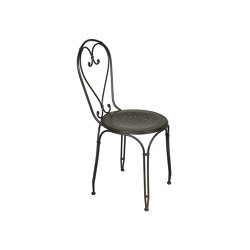 Boulevard   Chair Boulevard Marone Antik   Sedie   MBM