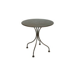 Boulevard | Table Boulevard Marone Antik 65 Rund | Side tables | MBM