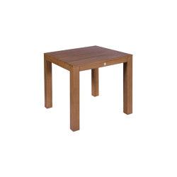La Villa | Side Table La Villa Postleg 60X60 Borneo | Side tables | MBM