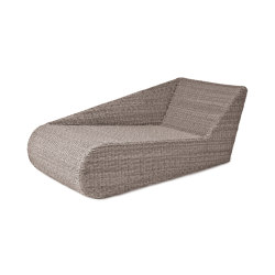 Madrigal | Relax-Lounge Twist Oyster Links | Chaise Longues | MBM