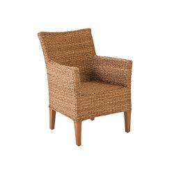 Madrigal Twist | Armchair Madrigal Twist Natur/Borneo | Chairs | MBM