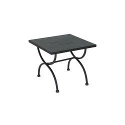 Medici | End Table Medici 60X60 | Tavolini alti | MBM
