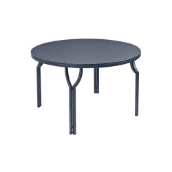 Medici | Table Medici 120 Round - Superstone | Dining tables | MBM