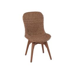 Orlando Iconic   Chair Orlando Twist Natur / Borneo   Chairs   MBM