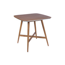 Orlando Iconic   High Dining Table Iconic Borneo Table Top 90X90   Dining tables   MBM