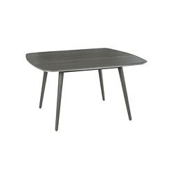 Orlando Iconic | Table Iconic Stone Grey 90X90 | Dining tables | MBM
