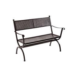 Romeo | Bench Romeo 2-Seater | Benches | MBM