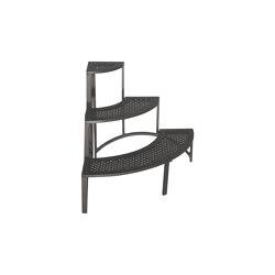 Romeo | Flower Stair Scala Round | Staircases | MBM