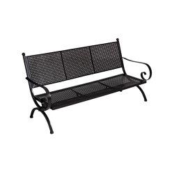 Romeo | Lounge Bench Romeo Elegance 2,5 Seater | Bancos | MBM