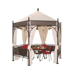 Romeo | Pavillon Romeo Romantik 3X3 M | Gazebos | MBM