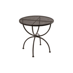 Romeo | Table Romeo Round 75 | Bistro tables | MBM