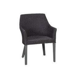 Tortuga | Sessel Tortuga Twist Black/Stone Grey | Stühle | MBM