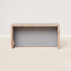Zwei | Oak | Side tables | bekind.