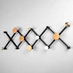 X•TEND | Hook rails | LoCa