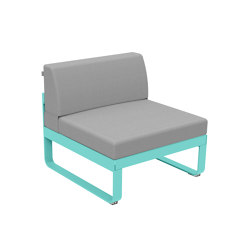 Bellevie   Lounge 1-Seater Central Module   Armchairs   FERMOB
