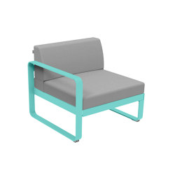 Bellevie   Lounge 1-Seater Left Module   Armchairs   FERMOB