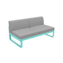 Bellevie   Lounge 2-Seater Central Module   Sofas   FERMOB
