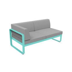 Bellevie | Lounge 2-Seater Left Corner Module | Sofas | FERMOB