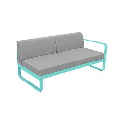 Bellevie   Lounge 2-Seater Right Module   Divani   FERMOB