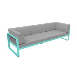 Bellevie   Lounge 3-Seater Club Sofa   Sofas   FERMOB