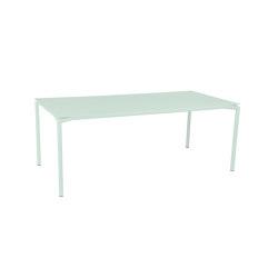 Calvi | Table 195 x 95 cm | Tavoli pranzo | FERMOB
