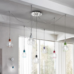 300G. Suspension Lamp | Suspended lights | Cangini e Tucci