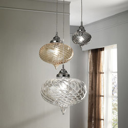 Arabesque Suspension Lamp | Suspended lights | Cangini e Tucci