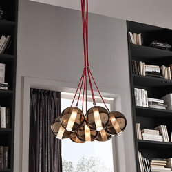 Eclisse Suspension Lamp | Suspended lights | Cangini e Tucci