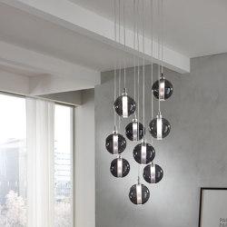 Eclisse Suspension Lamp | Suspended lights | Cangini e Tucci