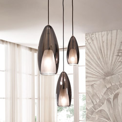Flute Suspension Lamp | Suspended lights | Cangini e Tucci