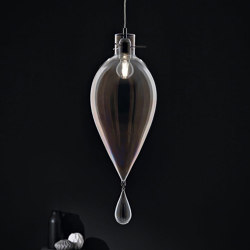 Goccia Suspension Lamp | Suspended lights | Cangini e Tucci