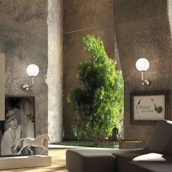 Scarlett Wall Lamp | Wall lights | Cangini e Tucci
