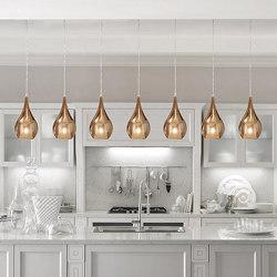 Zoe Suspension Lamp 1L | Suspended lights | Cangini e Tucci