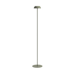 Float PT Concrete green Concrete gray | Free-standing lights | Axolight
