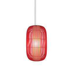 Geisha Lantern, large | Suspended lights | Kenneth Cobonpue