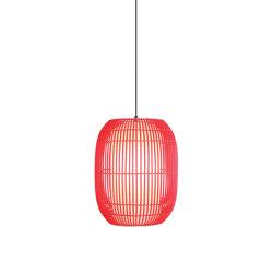 Geisha Lantern, small | Suspended lights | Kenneth Cobonpue
