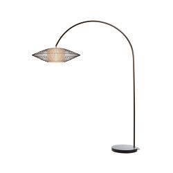 Kai Arc Lamp, small | Free-standing lights | Kenneth Cobonpue