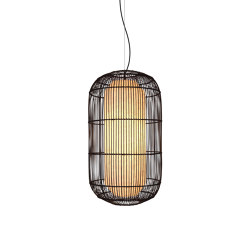 Kai Lantern, large | Suspended lights | Kenneth Cobonpue