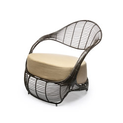 Manolo Easy Armchair, outdoor | Armchairs | Kenneth Cobonpue