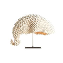 Dragon's Tail Table Lamp | Table lights | Kenneth Cobonpue