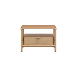 Mya | Bench | Side tables | burgbad
