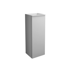 Fiumo | mid height cabinet | Wall cabinets | burgbad