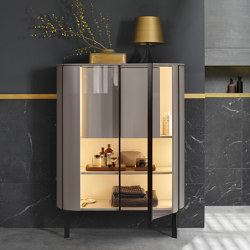 Lavo 2.0   mid height cabinet   Wall cabinets   burgbad